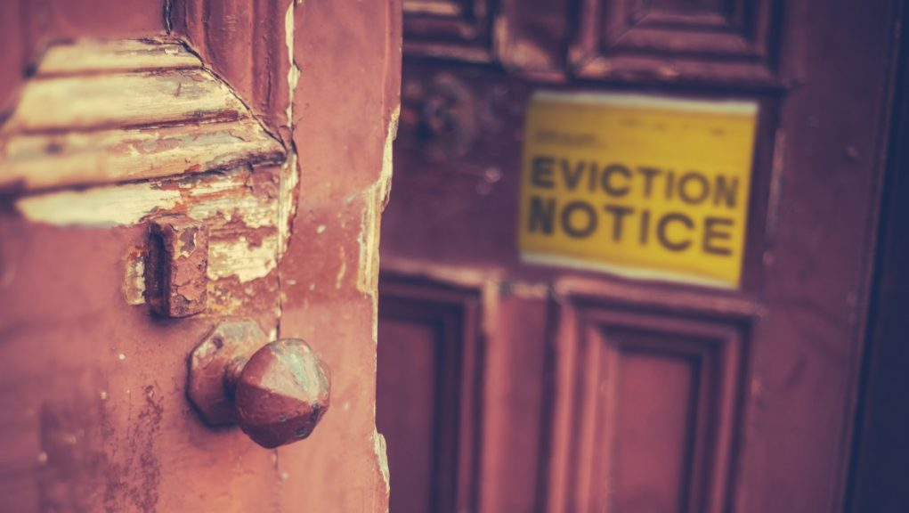 Regulations: A ban on housing evictions will be put in place for six weeks over the winter.