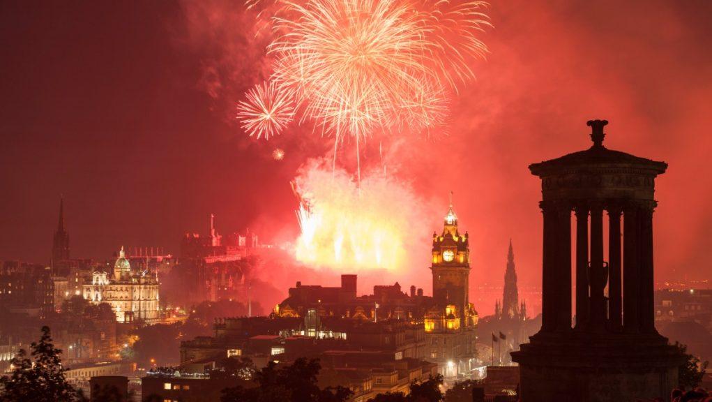 Edinburgh: Scaled back festival could go ahead.