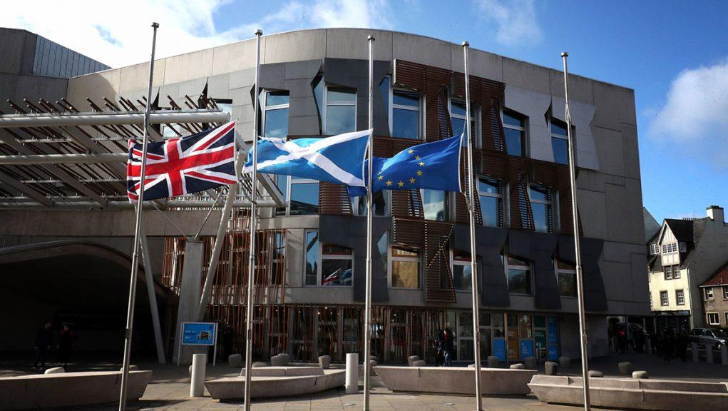 Scottish Parliament passed SNP amendment.
