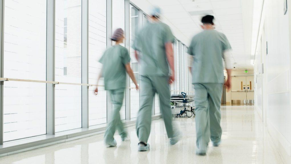 Health board: NHS Lanarkshire has announced it is suspending all non-urgent elective procedures.