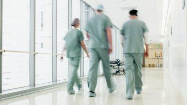 Coronavirus, hospital, doctors.
