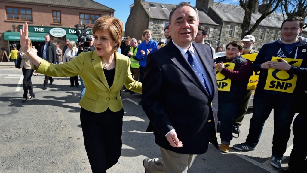Nicola Sturgeon says she doesn't accept claims made by Alex Salmond.
