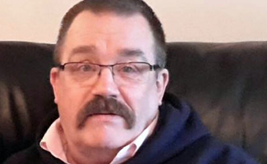 Anthony Parsons' body was found three years after he went missing.