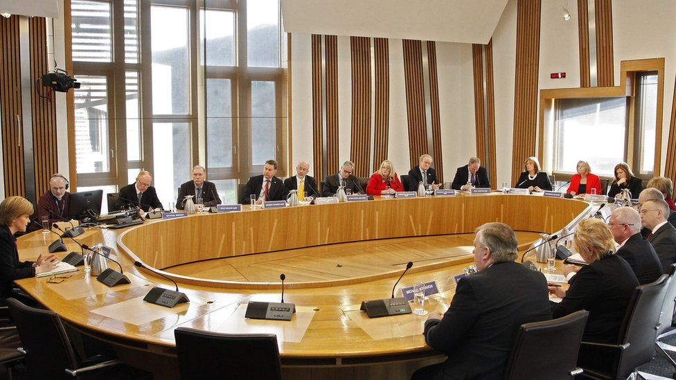With increasing powers being devolved to Holyrood committees have more work.
