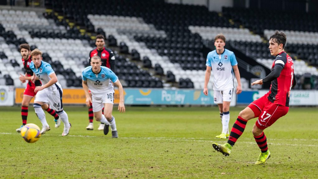 Jamie McGrath's penalty settled the contest.