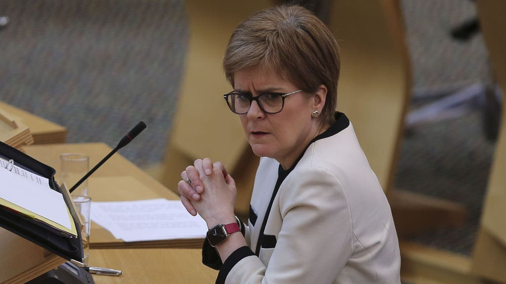 An investigation into whether the First Minister broke the ministerial code is ongoing.