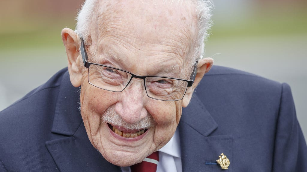 A man has denied posting an offensive tweet about Captain Sir Tom Moore (Danny Lawson/PA)