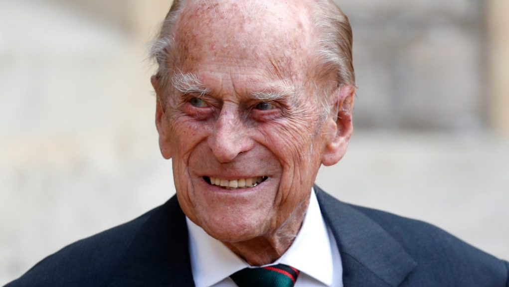 Philip was admitted to King Edward VII's hospital in London on Tuesday evening.