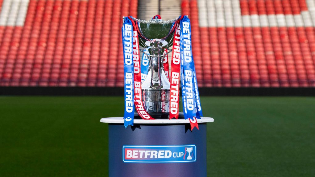 The first trophy of the season is at stake on Sunday,