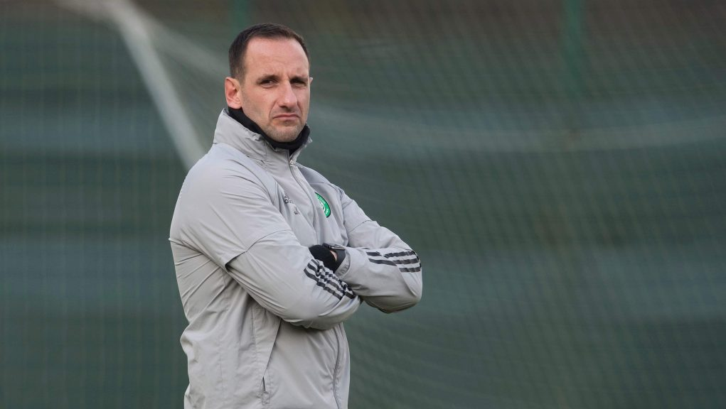 Kennedy: Hoping for a big Celtic performance at Ibrox.