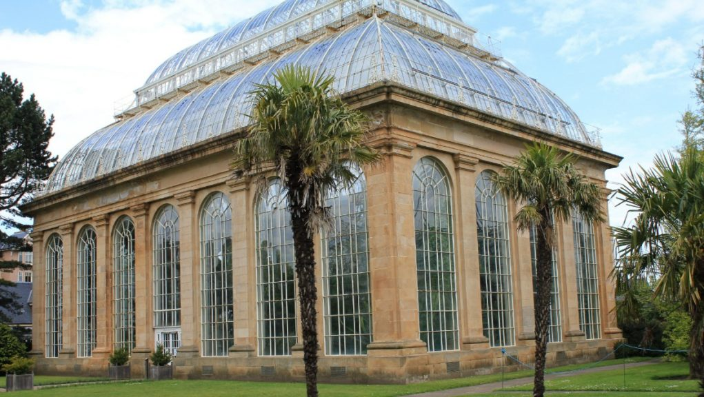 Royal Botanic Garden: Scotland's most popular visitor attraction in 2020.