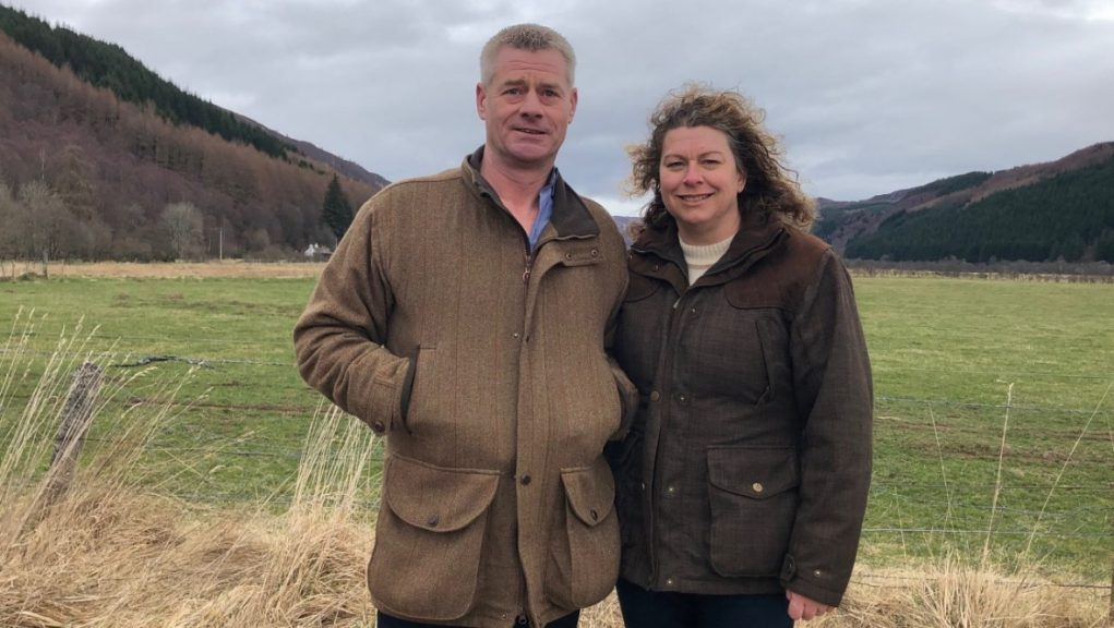 Festival: Organisers Ann and Karl Falconer hope the event will be well received.