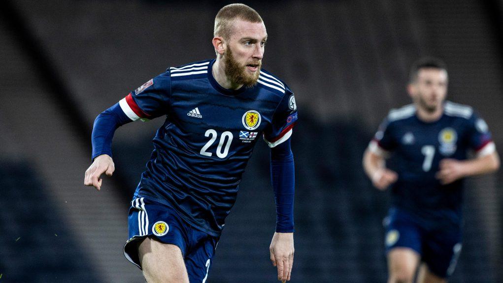 McBurnie's Euro 2020 dream is under threat.