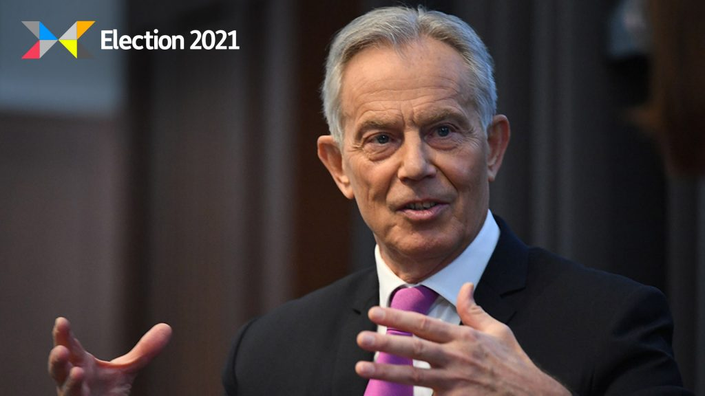 Tony Blair doubts Scots want a second referendum - even if the SNP win a majority at Holyrood.