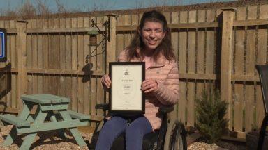 Kayleigh Ptak, Duke of Edinburgh's Award.