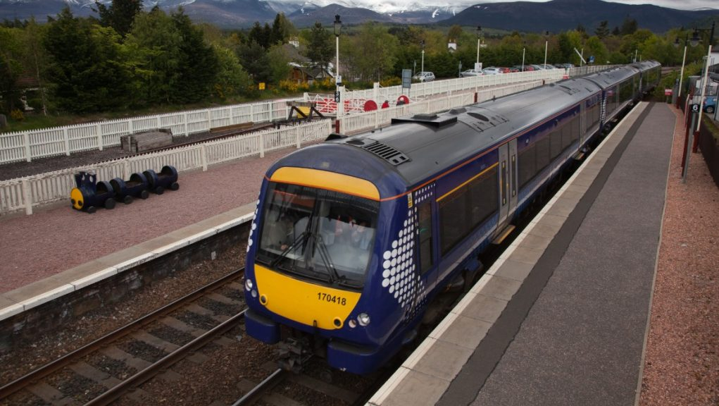 Staycation: Rail pass a boost for tourism.