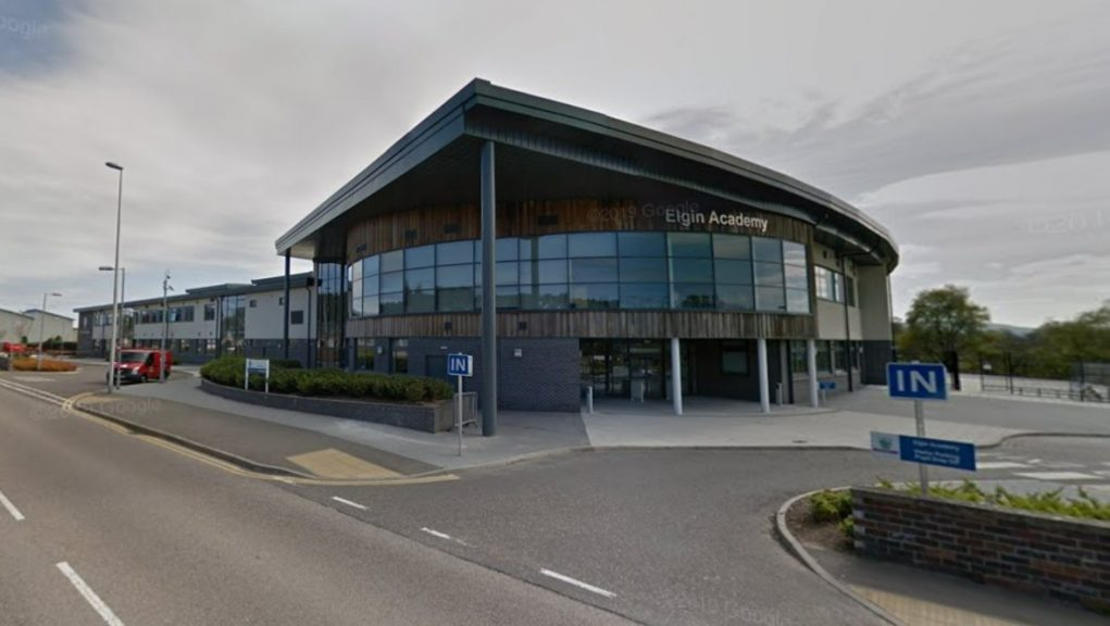 Coronavirus: A number of pupils and a member of staff at Elgin Academy are having to quarantine.