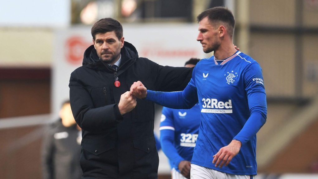 Barisic says Rangers are ready for their cup clash with Celtic.