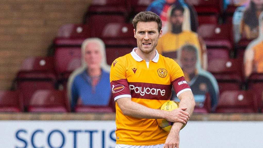 O'Donnell hopes to be part of an improved Motherwell team next year.