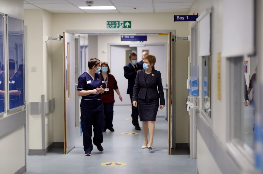 Ensure warm words about NHS staff are not hollow promises, medics demand.