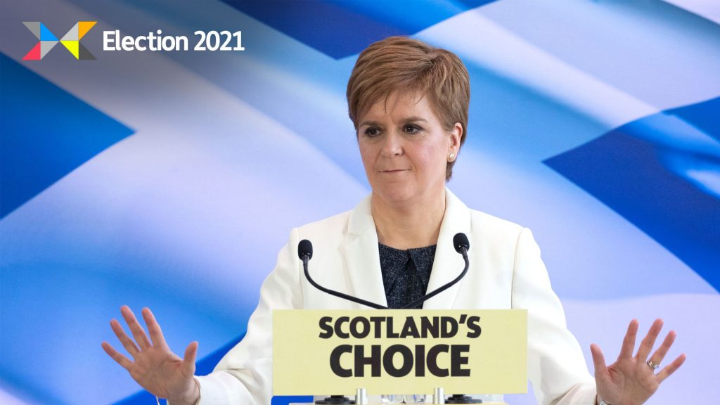 SNP 'do not give off the air of a party headed for defeat'.