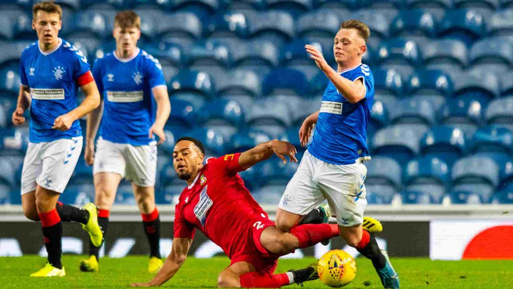 Colts teams already compete in the SPFL's Challenge Cup.