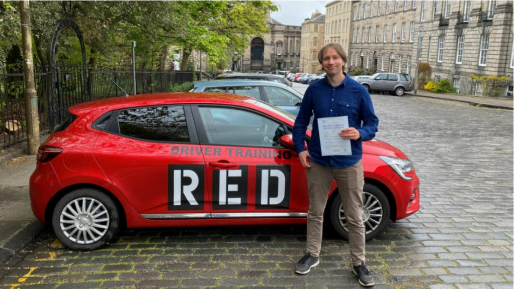 'Over the moon': New driver planning Highland road trip.