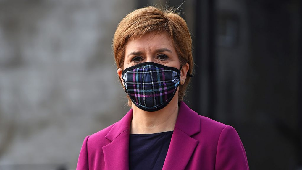 Nicola Sturgeon said that the Scottish Government will have made some 'straight forward mistakes'.