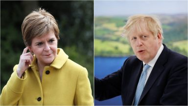 Sturgeon and Johnson.
