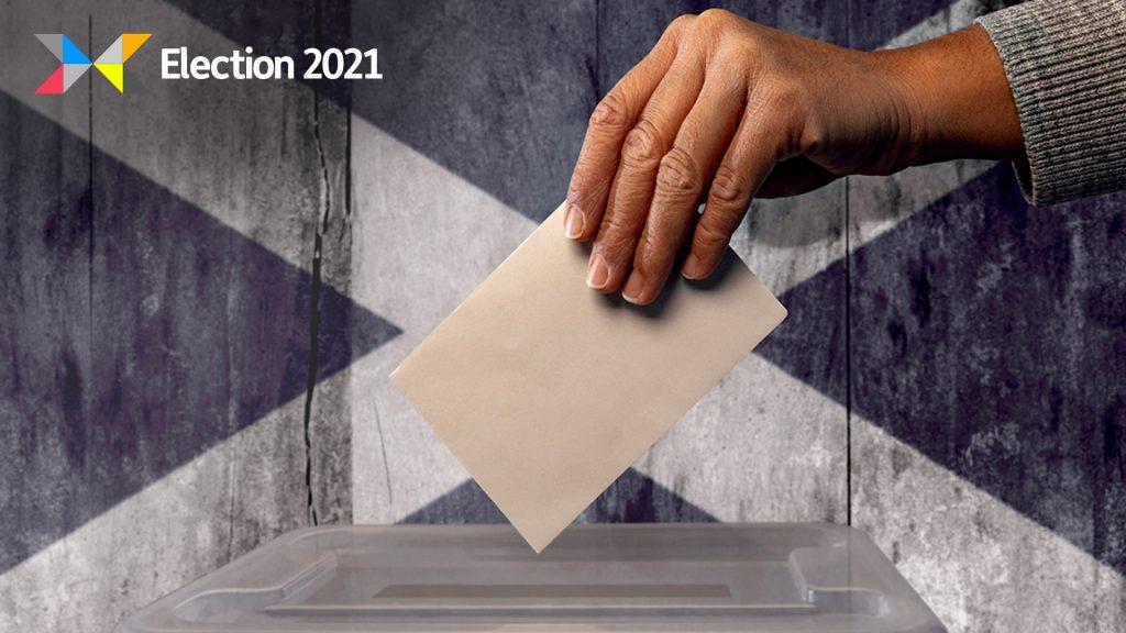 Voters in Scotland have been choosing MSPs.