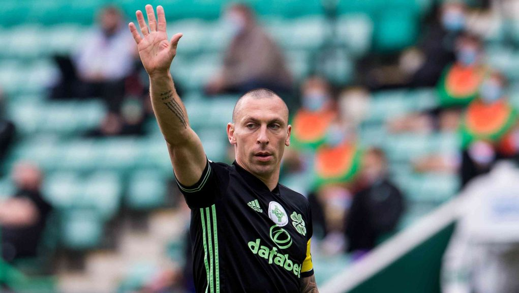 The midfielder is leaving Celtic after 14 years at the club.