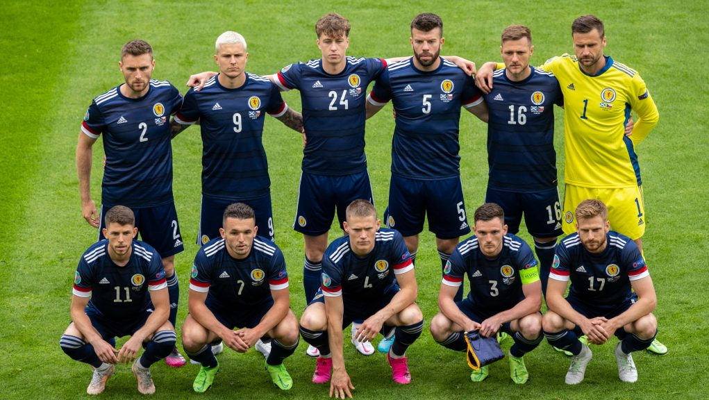 Scotland are looking to bounce back from defeat in their opening game.