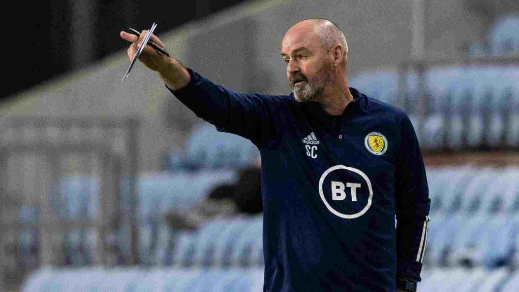 Steve Clarke: Leading Scotland into Euro 2020.