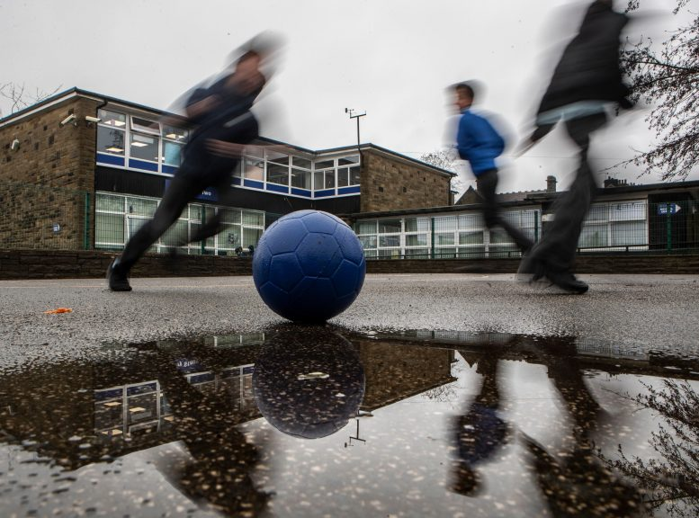EIS president Carole Thorpe said many pupils struggled over the past year when schools were closed.