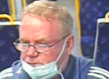 CCTV: If you recognise the man, contact British Transport Police.