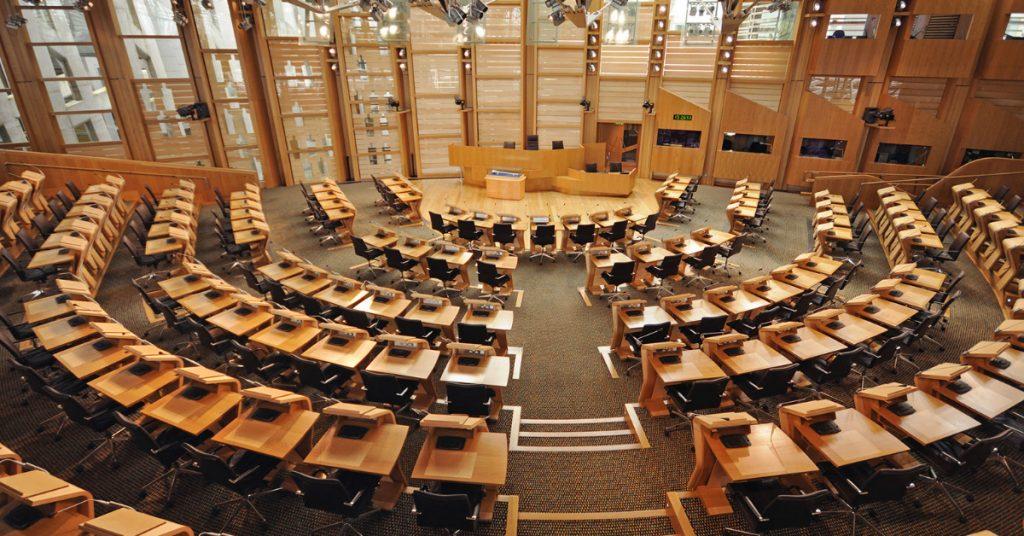 Covid recovery secretary John Swinney formally introduced the Coronavirus (Extension and Expiry) (Scotland) Bill to parliament on Friday.