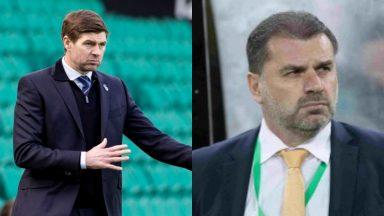 Gerrard and Postecoglou