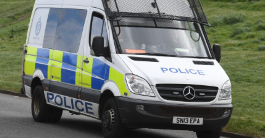 Police were called to the Holyrood Park area early on Wednesday morning.