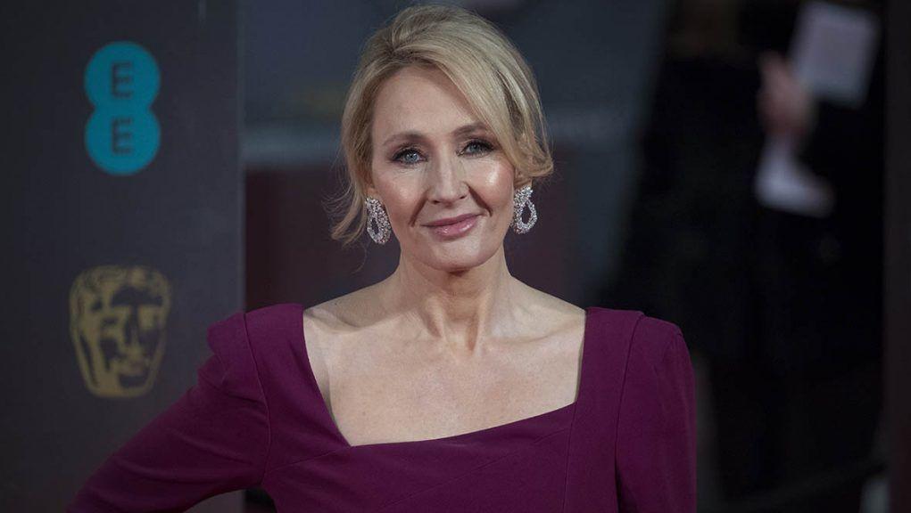 J.K Rowling: Celebrating Potter anniversary.