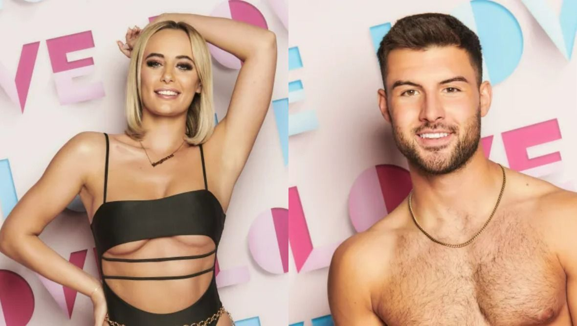 Millie and Liam, Love Island.