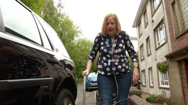 Long Covid sufferer has been told her lungs will never be the same again.