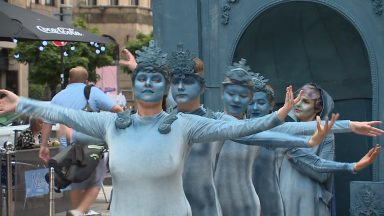 Merchant City Festival 2021 opens with a carnival party.