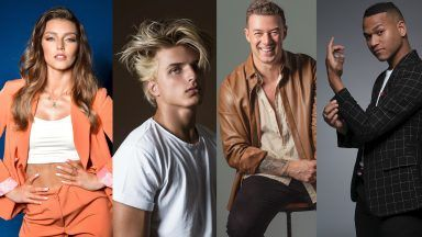 Four new professional dancers will star on Strictly Come Dancing.