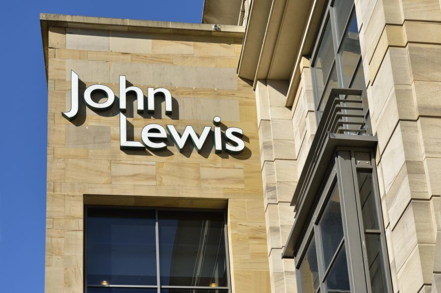 John Lewis: To employ 7000 new staff over festive period.