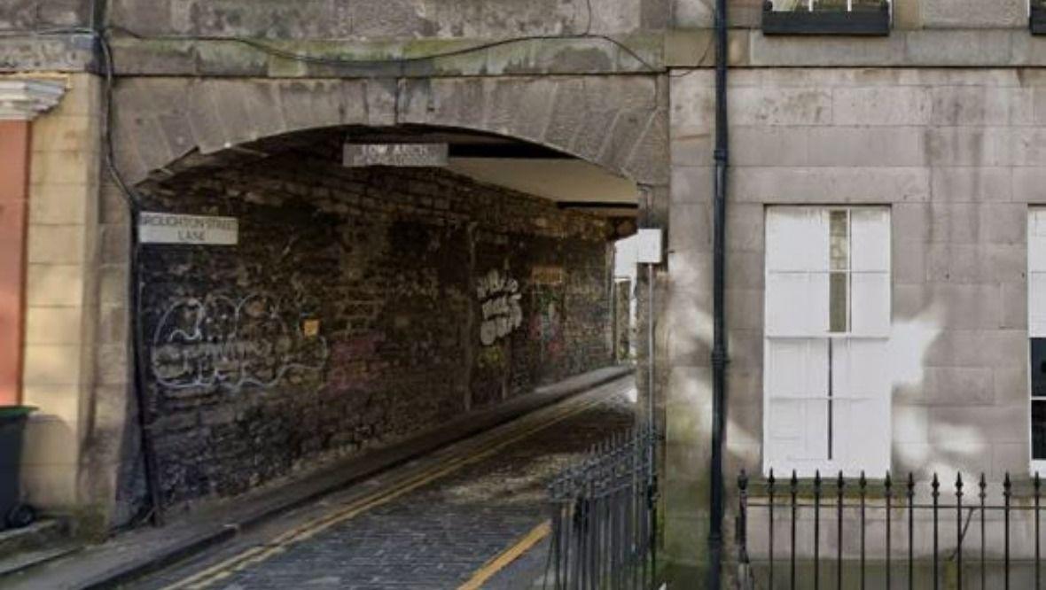 Broughton Street Lane