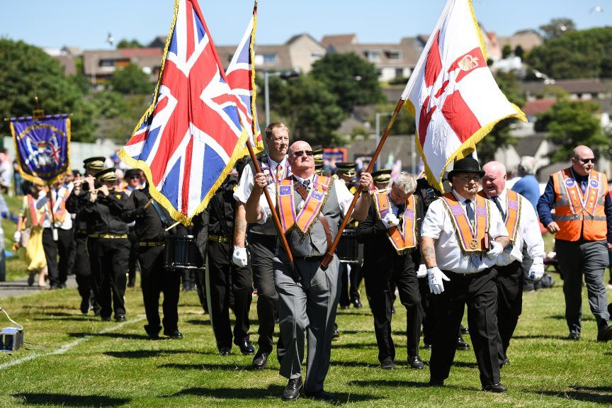Perth and Kinross Council received seven objections to the parade.