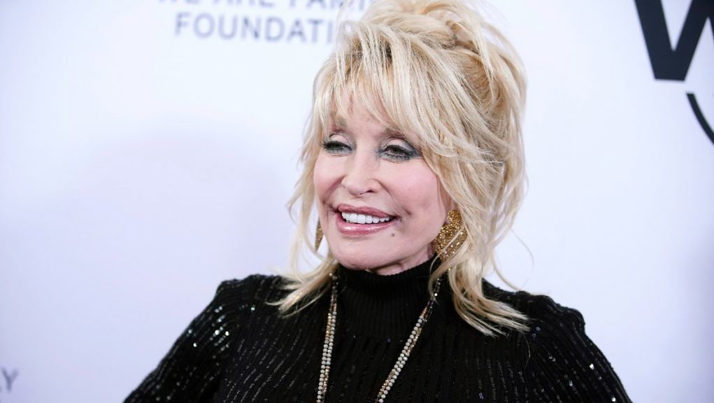 Superstar: Dolly Parton will release an album in March 2022 simultaneously with the book.