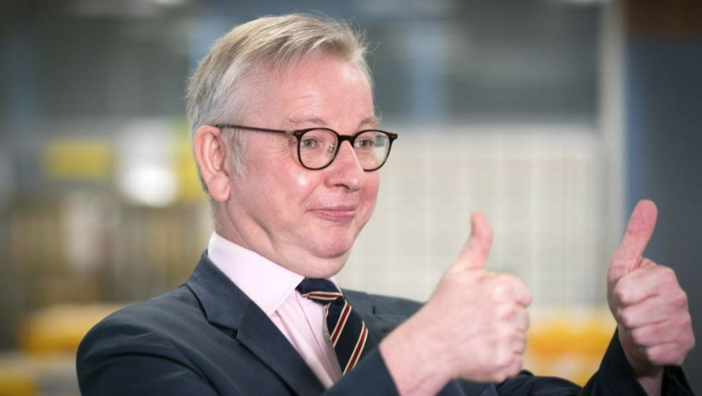 Gove: Westminster has repeatedly rejected requests for the necessary powers to hold another vote.