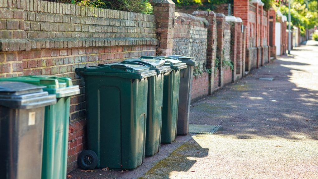 Rubbish: Report finds West Lothian council spent £1m extra on waste management during pandemic.