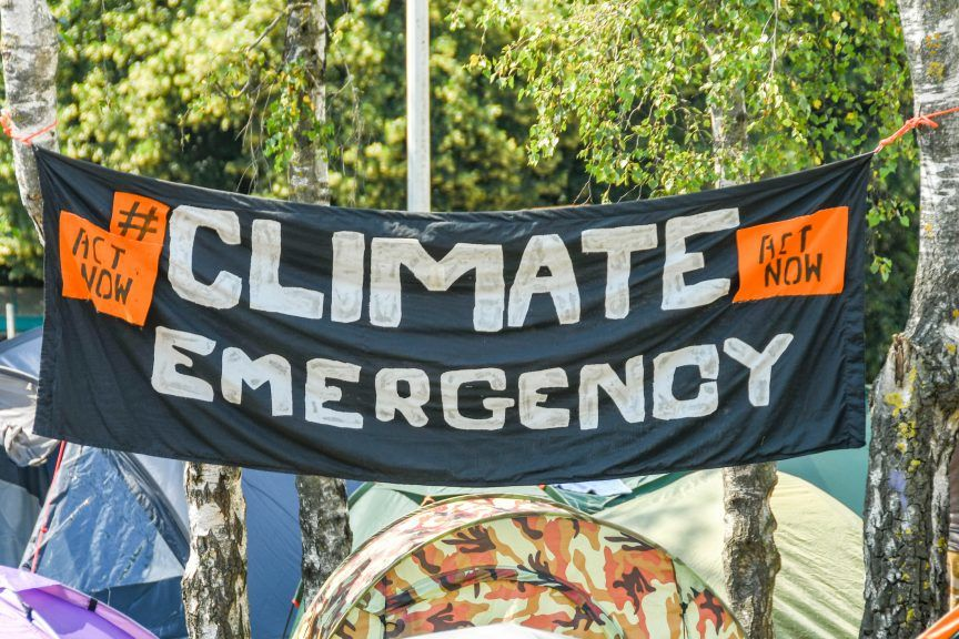 Campaigners believe COP26 is the last chance to avert a 'climate emergency'.